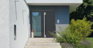 Zewnętrzne drzwi wejściowe